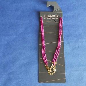 Sugarfix by Baublebar necklace NWT
